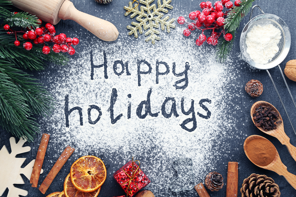 Happy Holidays from Steps to Progress!
