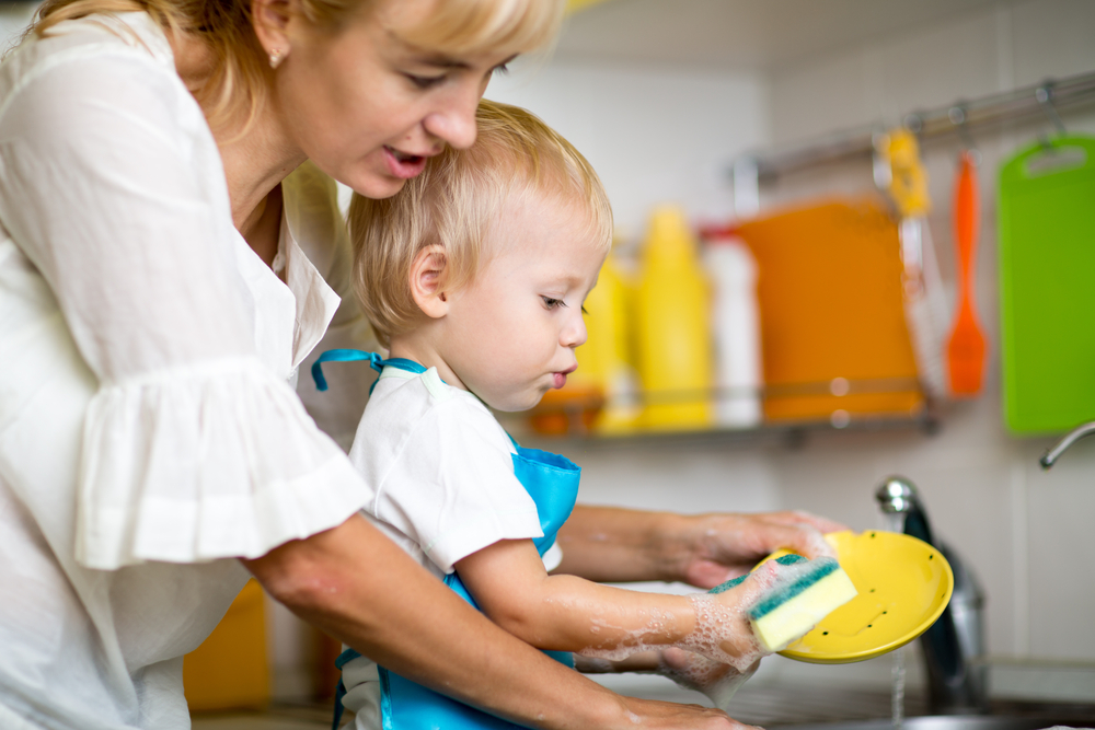 Strategies to Help Your Children With Chores